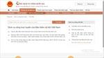 Ngành BHXH giải quyết gần 3.500 hồ sơ qua Cổng dịch vụ công quốc gia