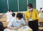Điểm sàn khối ngành sức khoẻ cao nhất 22 điểm, ngành giáo viên là từ 16,5 đến 18,5 điểm