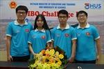 Trường Đại học Khoa học tự nhiên hỗ trợ tổ chức thành công Olympic Sinh học Quốc tế