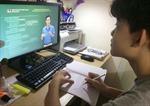 Nhiều trường học ở Hà Nội cấp tập kiểm tra trực tuyến kết thúc năm học