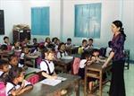 Trình độ giáo viên dạy tiếng dân tộc thiểu số còn thấp