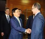 Quan hệ Đối tác chiến lược Việt Nam - Đức bước vào giai đoạn phát triển mới