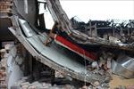 Động đất mạnh tại Thổ Nhĩ Kỳ