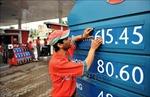 Giá dầu biến động trái chiều trong phiên đầu tuần tại châu Á