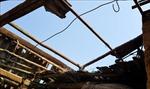Mưa lớn kèm giông lốc làm sập, hư hỏng hơn 150 căn nhà tại Trà Vinh