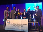 Startup Việt Nam đầu tiên vô địch đấu trường khởi nghiệp sáng tạo thế giới