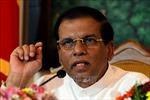 Tổng thống Sri Lanka kêu gọi chia sẻ thông tin tình báo