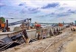 Trà Vinh: Đầu tư 88 tỉ đồng xây kè chống sạt lở bờ sông Cổ Chiên
