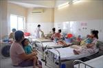 Bệnh nhi Đà Nẵng nhập viện tăng cao do thời tiết nắng nóng