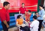 Ngày hội hiến máu 'Giọt hồng đất Kiên Giang' năm 2019