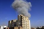 Liên quân Arab tấn công các hệ thống thống phòng không của Houthi