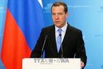 Thủ tướng Nga thăm Pháp