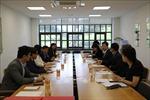 Việt - Hàn tăng cường hợp tác du lịch, văn hóa, thể thao