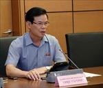 Đồng chí Triệu Tài Vinh giữ chức Phó Trưởng ban Kinh tế Trung ương
