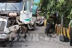 Tạm giữ hình sự lái xe tông chết nữ công nhân quét rác rồi bỏ trốn