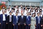 Thủ tướng Nguyễn Xuân Phúc dự Lễ kỷ niệm 50 năm Ngày thành lập Bệnh viện K Trung ương