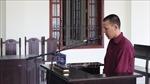 Phạt 13 năm tù kẻ đánh vợ 'hờ' và trộm điện thoại tại trụ sở Công an