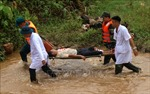 Diễn tập ứng phó lũ ống, lũ quét, sạt lở và tìm kiếm cứu nạn tại Lào Cai