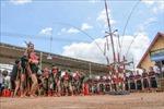Đặc sắc Lễ mừng lúa mới của người Gia Rai trên Cao nguyên Đắk Lắk