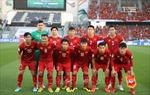 Các đội tuyển bóng đá quốc gia 'sống chung' với dịch COVID-19