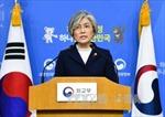 Ngoại trưởng Hàn Quốc đề cao mối quan hệ quân sự với Mỹ