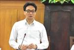 Phó Thủ tướng Vũ Đức Đam thăm và làm việc tại tỉnh Lạng Sơn