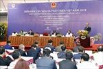Thủ tướng Nguyễn Xuân Phúc: Lấy doanh nghiệp làm trung tâm, động lực phát triển