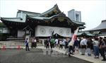 Một bộ trưởng Nhật Bản viếng đền Yasukuni