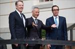 Mỹ - Trung xúc tiến soạn thảo văn bản thỏa thuận thương mại giai đoạn 1