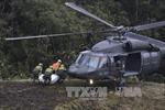 Rơi trực thăng quân sự tại Afghanistan