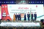 Bệnh viện Phụ sản Hà Nội đón nhận Huân chương Lao động hạng Nhất lần 2