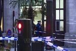 Nghi can tấn công cảnh sát Bỉ bằng dao không trong danh sách theo dõi khủng bố