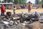 Boko Haram xả súng bừa bãi, đốt phá nhiều nhà dân Nigeria