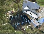 Động đất cường độ 6,9 làm rung chuyển Quần đảo Nam Sandwich
