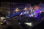 Nổ súng tại chợ Giáng sinh Strasbourg, Pháp: Nâng cảnh báo an ninh lên 'tấn công khẩn cấp'
