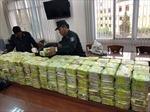 Triệt phá đường dây tàng trữ, vận chuyển hơn 1,1 tấn ma túy ở TP Hồ Chí Minh