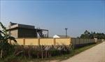Nghệ An: Dân thiếu nước sạch, dự án nhà máy nước thiếu vốn
