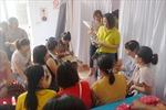Chăm lo đời sống nữ công nhân các khu công nghiệp