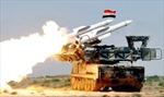 Phòng không Syria chặn đứng vụ 'tập kích tên lửa của Israel' vào sân bay Damascus