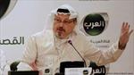 Saudi Arabia thừa nhận nhà báo Khashoggi bị sát hại trong Lãnh sự quán Istanbul