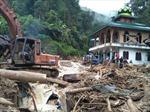 Số nạn nhân lở đất tại Indonesia tăng lên 22 người