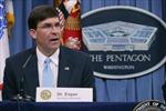Mỹ thay quyền Bộ trưởng Quốc phòng