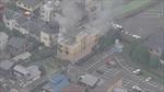 Cháy nổ xưởng phim hoạt hình tại Nhật Bản, hàng chục người bị thương