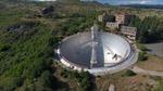 Chiêm ngưỡng Kính thiên văn khổng lồ thời Liên Xô ở Armenia