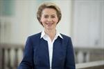 Chân dung nữ Chủ tịch đầu tiên trong lịch sử Ủy ban châu Âu Ursula von der Leyen