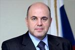 Tổng thống Nga Putin phê chuẩn danh sách thành viên chính phủ mới