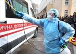 Ukraine ghi nhận ca tử vong đầu tiên vì COVID-19