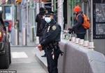 Gần 450 cảnh sát New York mắc COVID-19, Tổng thống Mỹ xem xét cách ly ba tiểu bang