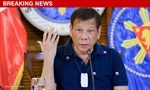Tổng thống Philippines ký ban hành Luật chống khủng bố