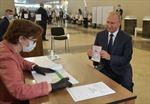 Kết quả cuối cùng cuộc bỏ phiếu về sửa đổi Hiến pháp Nga